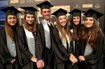 First Graduating Class for the Bachelor in Luxury Retail & Fashion Management
